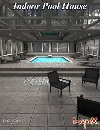 indoor pool house. Indoor Pool House U