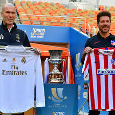 La supercopa de españa 2020 se definirá este domingo entre el real madrid vs. Real Madrid Atletico Madrid Supercopa De Espana Final 2020 Match Preview Injuries Suspensions Potential Xis Prediction Managing Madrid