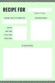 Online Cookbook Template Online Recipe Template Mac Card Word Bigredstar Co