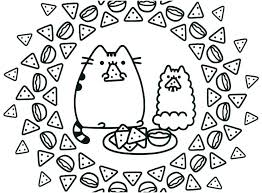 Pusheen Cats Coloring Pages Coloring Pages Coloring Pages Copy