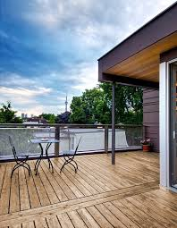 rooftop furniture. Metal Deck Railing Designs Patio Modern With Outdoor Furniture Rooftop Siding