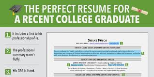 Recently Graduated Resume Why Is Recent College Invoice And Resume Template Ideas