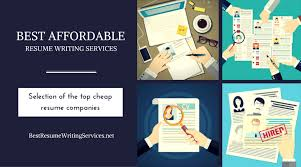 affordable resume writing services list of top cheapest resume writing services