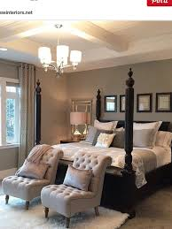 Dark Furniture Interior Design Wall Color Small Master Bedroom Beautiful Bedrooms Dark