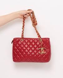 vintage chanel red quilted shoulder bag gallery | VINTAGE CHANEL ... & vintage chanel large red quilted shoulder bag gallery Adamdwight.com