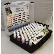 Vallejo 70175 Model Colour Basic Combinations 72 Colour Acrilic