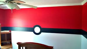 Awesome Boys Pokemon Pokeball Bedroom