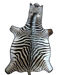 zebra skin rug felted zebra skin rug grade a real zebra skin rug for