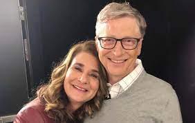 אחרי 27 שנות זוגיות: ביל גייטס ואשתו מלינדה מתגרשים - אייס