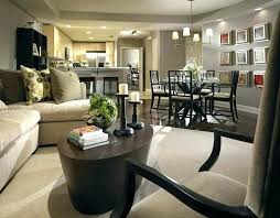 open floor plan ideas small open floor plan kitchen living room best small open plan kitchen