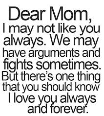 Quotes For Moms Extraordinary Dear Mom Mother Daughter Quotes