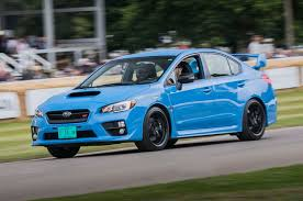 subaru wrx 2016 silver. driving the goodwood festival of speed hill climb in a 2016 subaru wrx sti wrx silver