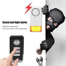 Sonew <b>Wireless</b> Alarm Unit, <b>Wireless</b> Magnetic Sensor Alarm,<b>1pc</b> ...