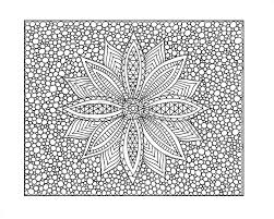 Small Picture Difficult Mandala Coloring Pages For Kids And For Adults Hard