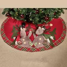 Satin U0026 Sequin Christmas Tree Skirt  Tree ClassicsChristmas Tree Skirt Clearance