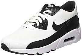 nike running shoes black and white. nike air max 90 ultra 2.0 essential mens fashion-sneakers 875695-100_7.5 running shoes black and white