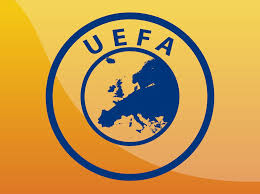 Image result for IMAGE OF UEFA LOGO