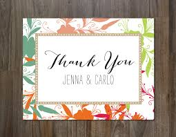 Microsoft Word Thank You Card Template best Thank you cards template designs 1