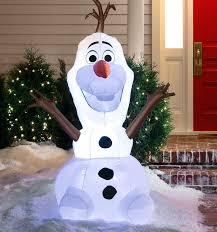 snowman yard decorations snowman outdoor decorations melted snowman yard decorations