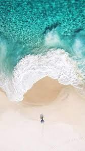 Ios 11 stock, apple, beach, black, blue ...