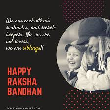 50 Raksha Bandhan Images Quotes Status Wishes For Brother Sister