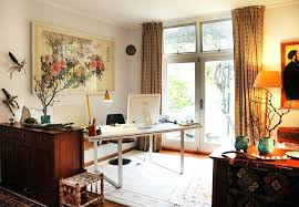 eclectic home office. Zen Home Office Eclectic Marvelous With Regard To Inspired