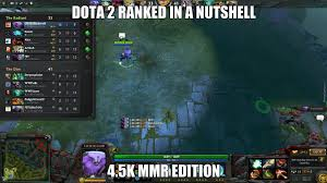 dota 2 matchmaking loves you and gives good players who