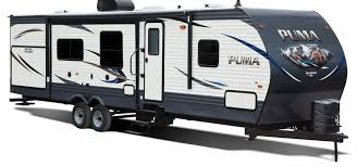 2018 palomino puma travel trailer exterior