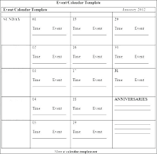 Quarterly Planning Template Quarterly Business Plan Template
