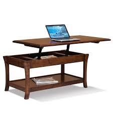 ensenada open lift top coffee table