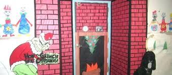 Nice decorate office door Decorating Contest Unique Christmas Door Decorations Pinterest Christmas Doors Amazing Door Decorations Home Decorating Dotrocksco Unique Christmas Front Door Decorations Beautiful Diy