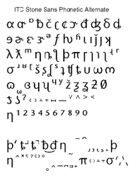 I desperatley need to download a phonetic alphabet font for mac os x. Ipa Fonts International Phonetic Association