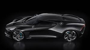 La voiture noire is a tribute to bugatti's own history, a manifesto of the bugatti aesthetic and a piece of automotive haute couture. Cristiano Ronaldo Buys A Bugatti La Voiture Noire The World S Most Expensive Car
