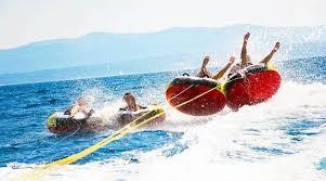 กีฬาทางน้ำสุดเร้าใจในโอกินาวะ
