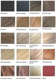 Hair Color Honey Blonde Hair Color Chart