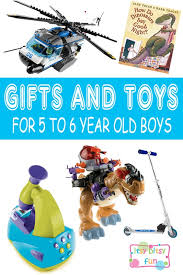 Best Gifts For 5 Year Old Boys. Lots of Ideas for 5th Birthday, Christmas Boys in 2017 - Itsy Bitsy Fun
