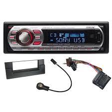 sony car stereo. sony cdx-gt610u cd / mp3 usb bmw 5 series car stereo upgrade kit g