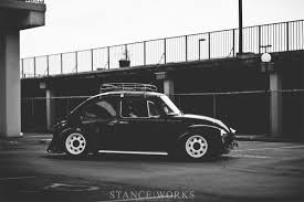 Brennan Lewellen and his 1974 Turbo Super Beetle -