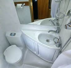 all in one bathroom shower toilet combo unit sink small and storage cabinet rv cabinets