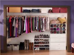 build your own closet organizer simple