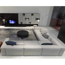 l shape furniture. modern italian style living room furniture l shaped fabric couch sofa shape