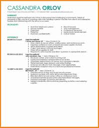 Detail Oriented Synonym Resume Resume For Study