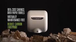 xlerator hand dryer surface mount and wall guard installation xlerator eco hand dryer