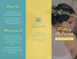 Wedding Brochure Sample - April.onthemarch.co