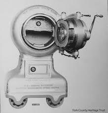 york safe. york safe \u0026 lock co. eli-norris patented maynard manganese steel safes (probably