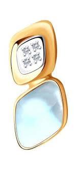 Золотые <b>кулоны</b>, <b>подвески</b> и <b>медальоны SOKOLOV</b> купить в ...