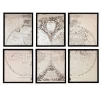 <b>Набор постеров</b> Eichholtz Prints 105680