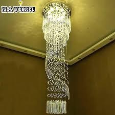 long chandelier