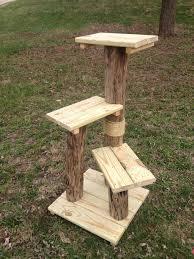 outdoor cat furniture trees goods