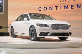 by design 2017 lincoln continental 2017 lincoln continental front three quarters2